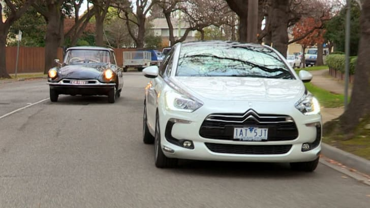 Citroen DS5 Bastille Day Melb.Still001