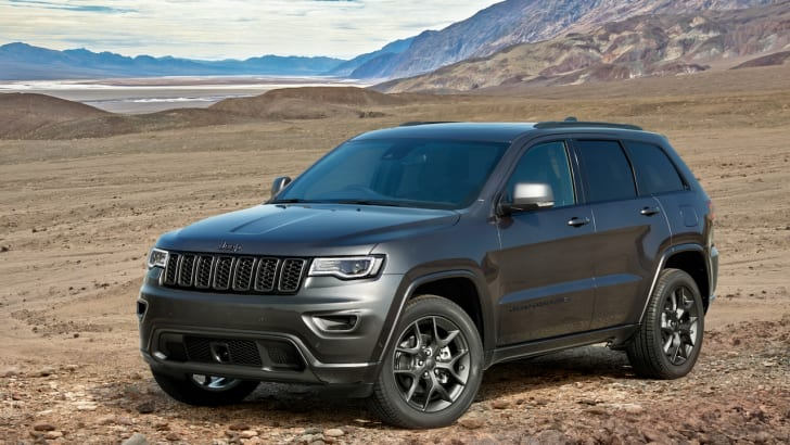 Jeep 80th Anniversary Special Edition