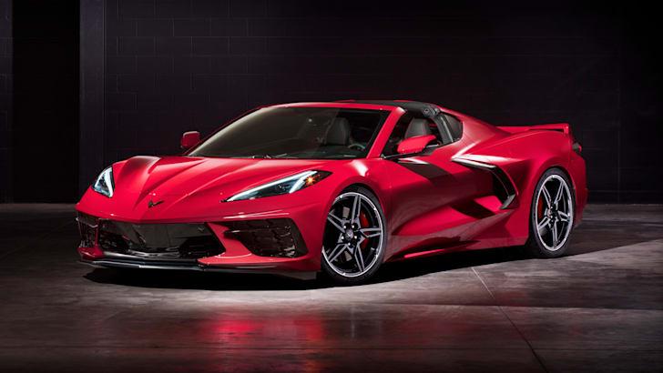 GMSV今年即将来临Corvette推迟到2021年下半年