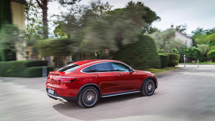 Hình ảnh: Thông số kỹ thuật trên chiếc Mercedes-Benz GLC 2020 số 3
