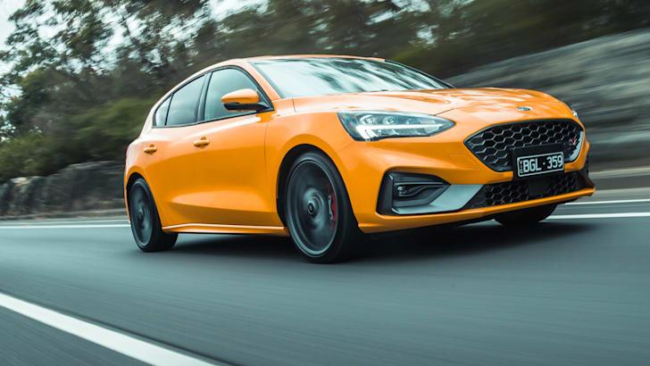 Сегодняшние Ford Fiesta ST и Focus ST, вероятно, будут последними до электрического переключателя | CarAdvice