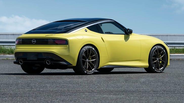 На патентных изображениях представлен Nissan 400Z 2022 года в серийном производстве | CarAdvice