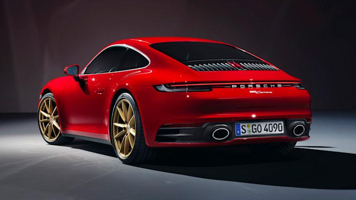 2020 Porsche 911 Carrera Revealed Here Late 2019 Caradvice