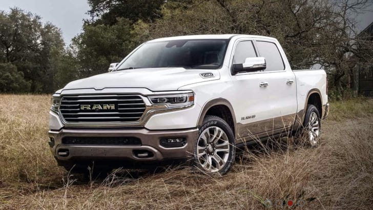 Объявлены цены на Ram 1500 Laramie и Limited DT Series 2021 года | CarAdvice