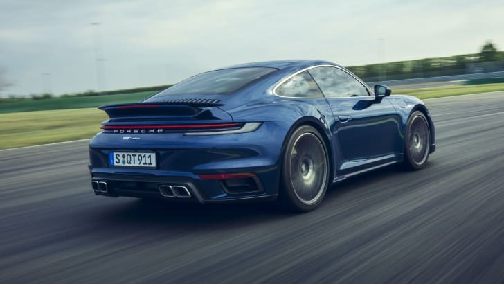 2021 Porsche 911 Turbo Price And Specs Caradvice