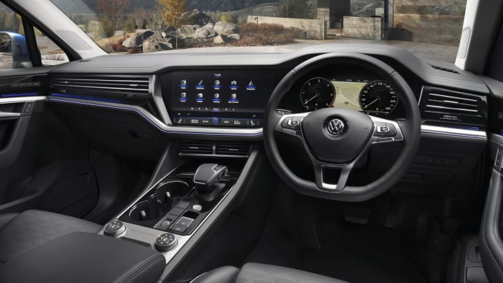 2020 volkswagen touareg pricing and specs caradvice 2020 volkswagen touareg pricing and