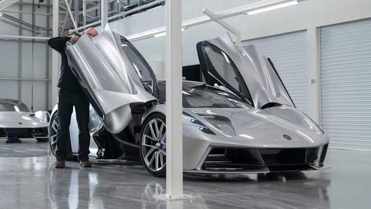 Alpine и Lotus будут совместно разрабатывать полностью электрический спортивный автомобиль   CarAdvice
