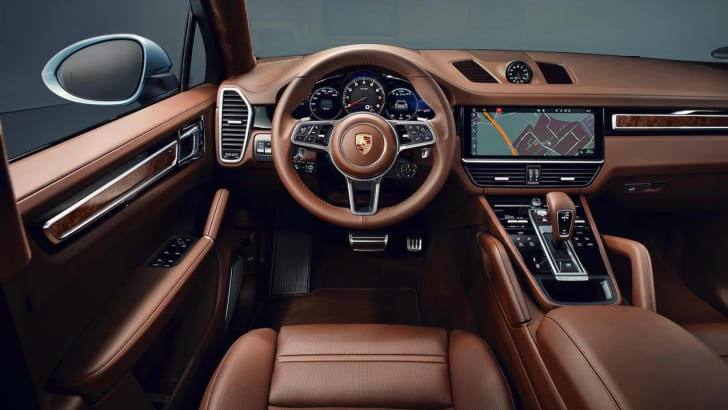 2019 Porsche Cayenne S Coupe pricing and specs