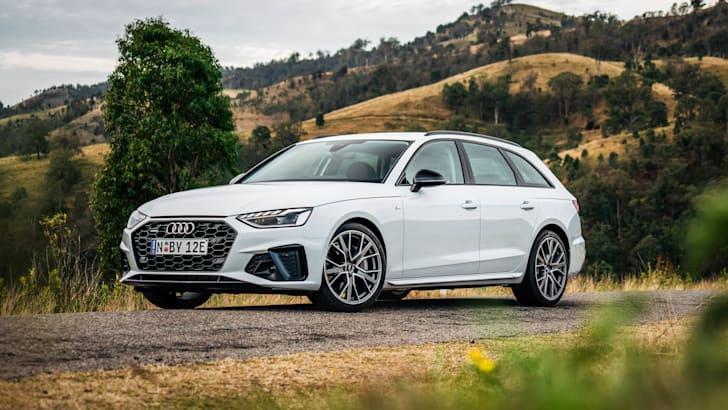 2021 Audi A4价格和规格