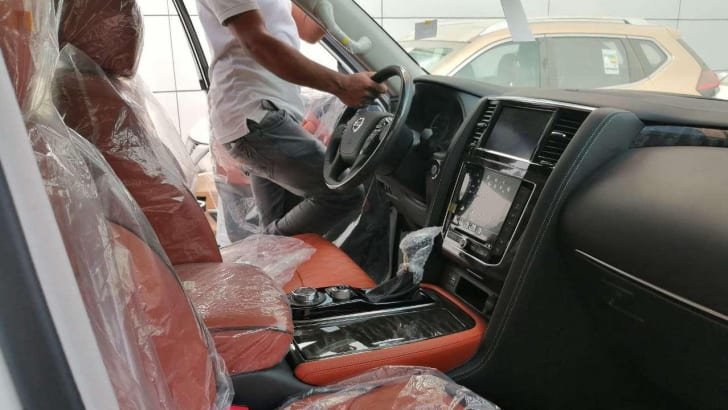 2020 Nissan Patrol Leaked Caradvice