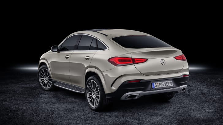 2020 Mercedes Benz Gle Coupe Revealed Caradvice
