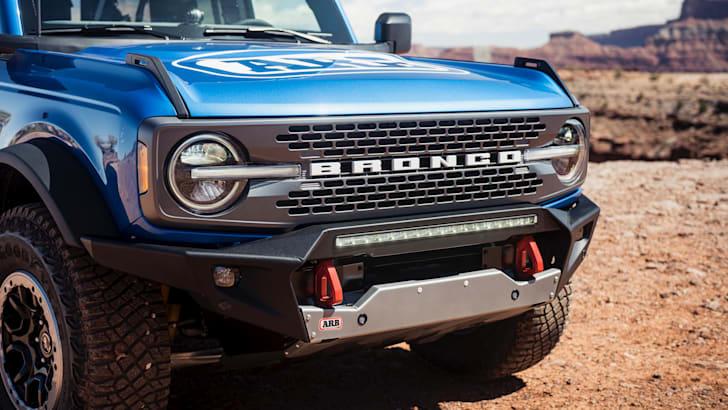 Custom Ford Bronco ARB 4X4 accessories