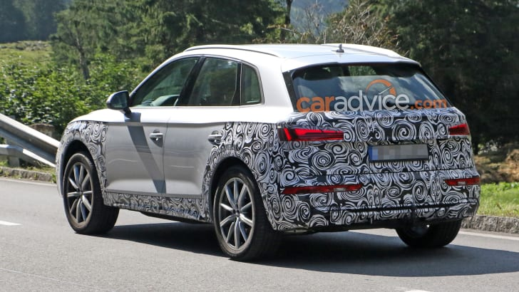2020 Audi Q5 Review.2020 Audi Q5 Spied Inside And Out Caradvice