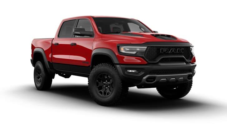 2021 заказы Ram 1500 TRX открываются в Австралии, цены пока не объявлены | CarAdvice