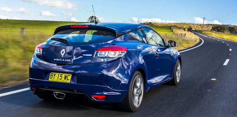 Renault Sport Megane Kia Proceed GT Hyundai Veloster SR Turbo-35