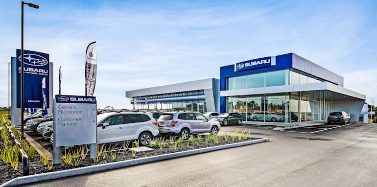Subaru Essendon Dealership - 1st July 2016