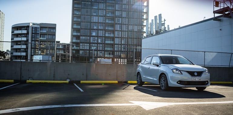 2016 Suzuki Baleno GLX V Honda Jazz VTi-S Comparo-29