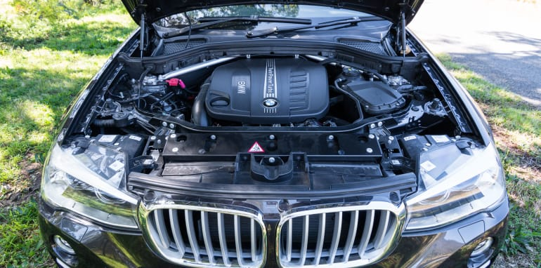 2014 BMW X4 30D-33