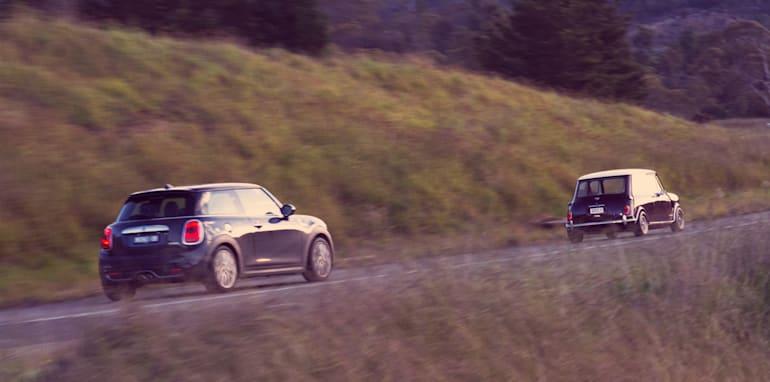 Old v New - Subaru WRX, Mini Cooper S, Peugeot GTi_46
