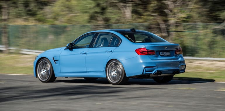 2017-BMW-M3-Competition-Pack - 9