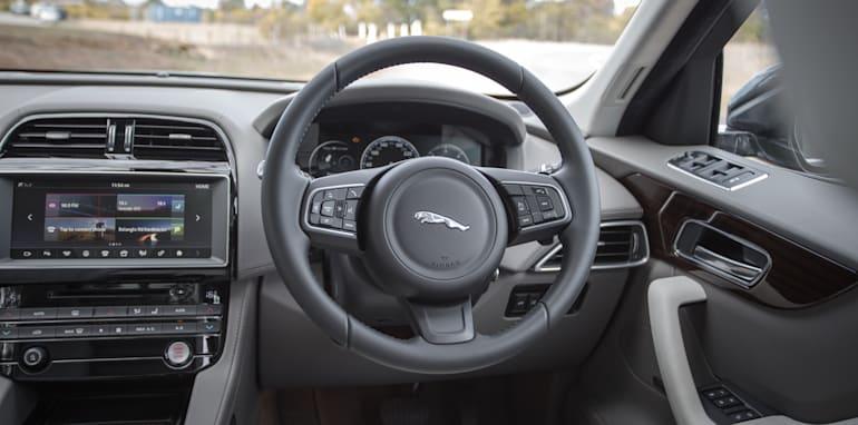 2016 Luxury SUV Comparo_Range Rover Sport V Jaguar F Pace V Porsche Cayenne V Volvo XC90 V BMW X5 V Audi Q7 V Lexus RX350 V Merc GLE250d-164