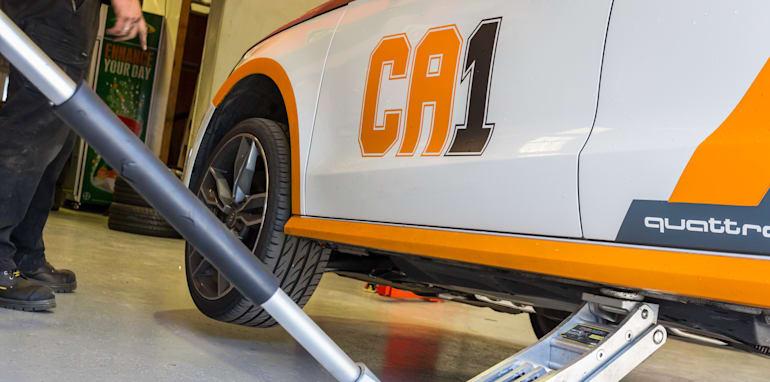 2015 Audi S1 CA & 2010 Aston Martin Vantage Tyre Test-36