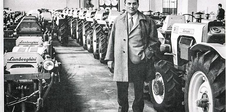 Classic Marques The Story Of Lamborghini Part 1