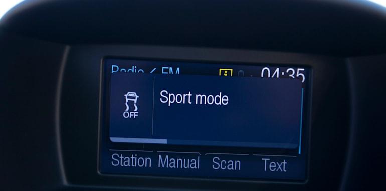 Ford Fiesta ST 9