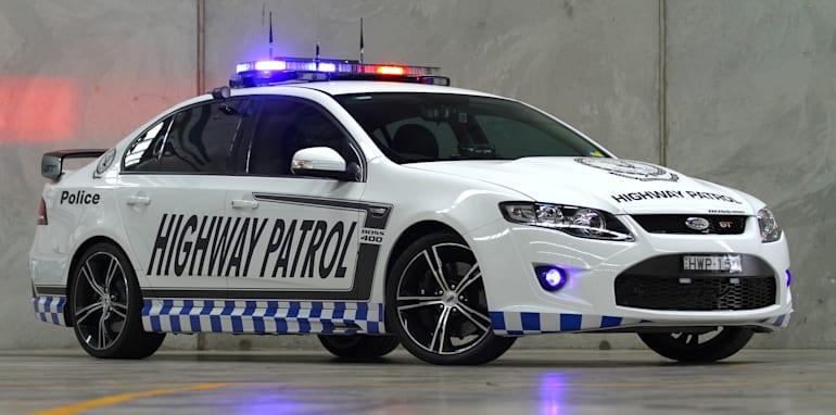 FPV GT RSPEC - Highway Patrol 2