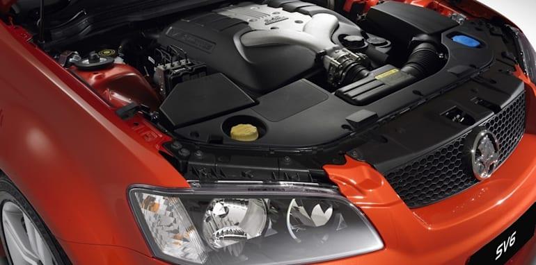 Holden Alloytec High Output 195kW
