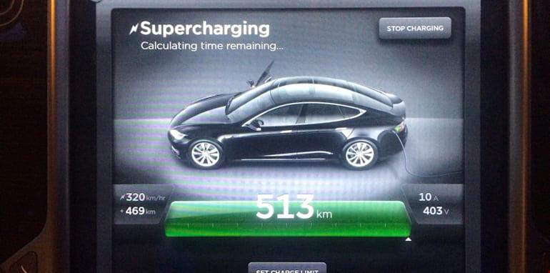 Tesla Model S Sydney to Melbourne_28