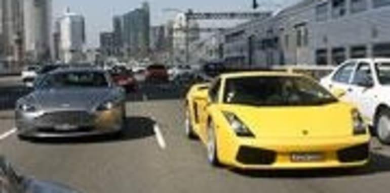 Supercar Club Drive Day