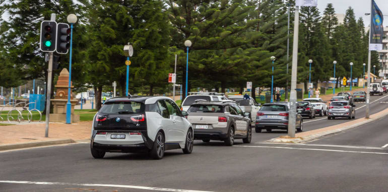 Eco-Test Urban loop - Audi A3 e-tron v BMW i3 v Citroen C4 Cactus v Toyota Prius-47