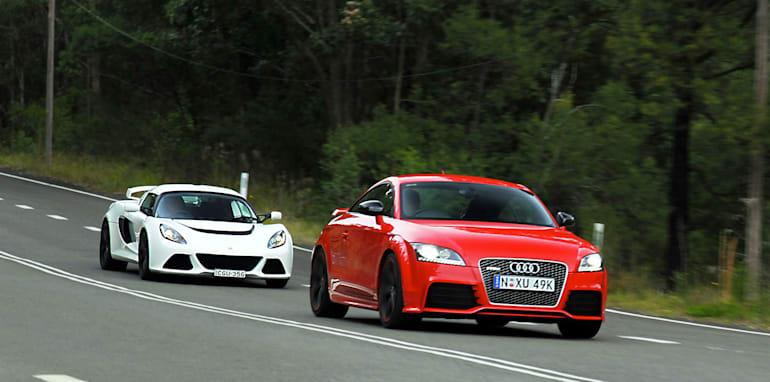 Sports car comparo064