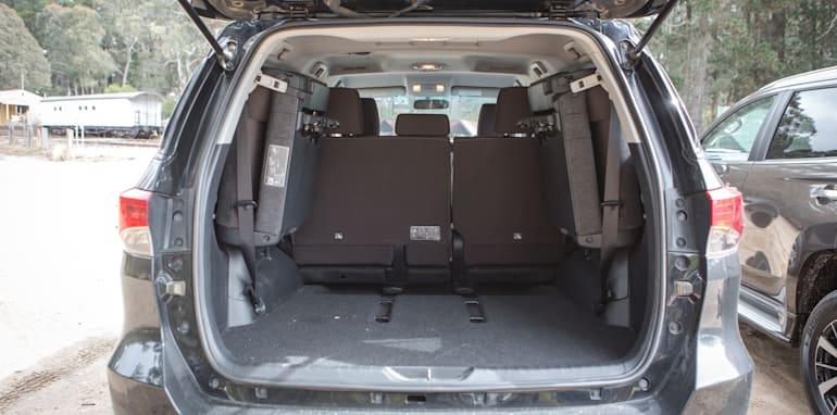 2016 Toyota Fortuner GXL V Mitsubishi Pajero Sport Exceed-45