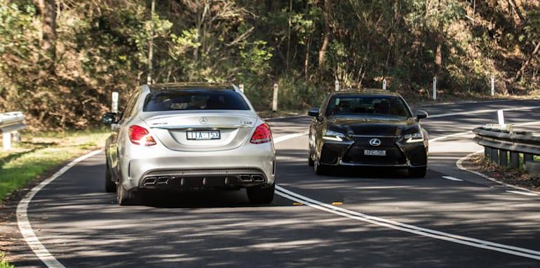 2017-Mercedes-AMG-C63-S-sedan - 4