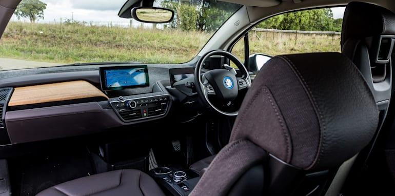 Eco-Test Country loop - Audi A3 e-tron v BMW i3 v Citroen C4 Cactus v Toyota Prius-166
