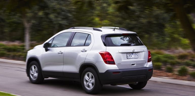 Holden Trax 15