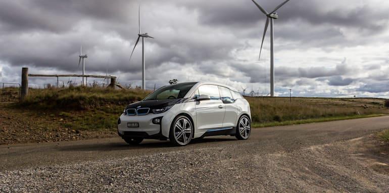 Eco-Test Country loop - Audi A3 e-tron v BMW i3 v Citroen C4 Cactus v Toyota Prius-178