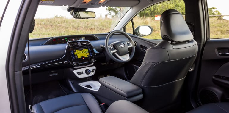 Eco-Test Country loop - Audi A3 e-tron v BMW i3 v Citroen C4 Cactus v Toyota Prius-132