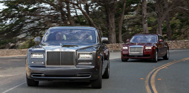 Rolls-Royce Phantom - 1