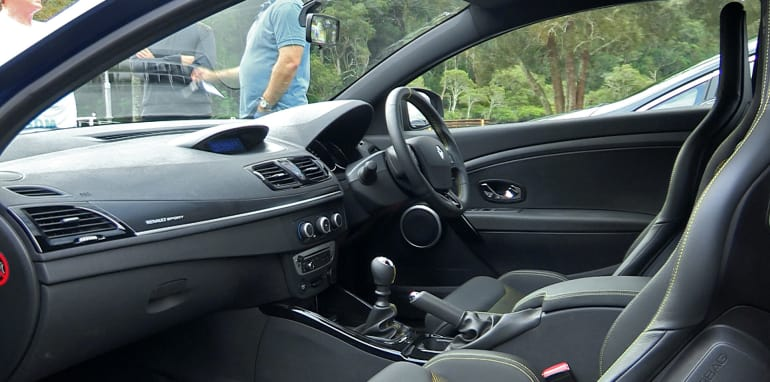 Renault Sport Megane Kia Proceed GT Hyundai Veloster SR Turbo-41