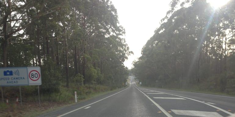 Speeding and highway patrol-9
