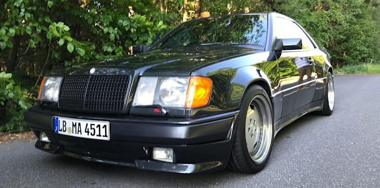 1988 Mercedes 300e Reviews