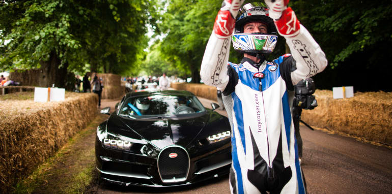 2016 Goodwood Festival Of Speed 23rd - 26th June 2016 FoS Sunday 26th June. Goodwood, England. Photo: Drew Gibson