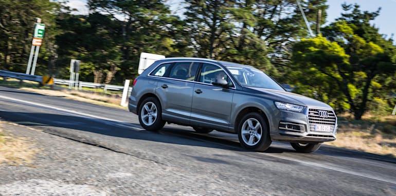 2016 Luxury SUV Comparo_Range Rover Sport V Jaguar F Pace V Porsche Cayenne V Volvo XC90 V BMW X5 V Audi Q7 V Lexus RX350 V Merc GLE250d-310