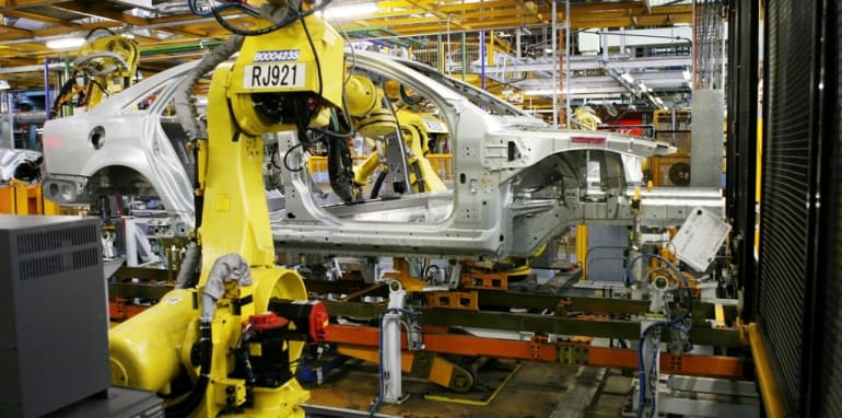Holden WM Manufacturing - Body Shop, Elizabeth S.A.