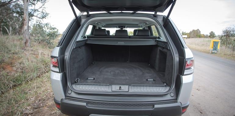 2016 Luxury SUV Comparo_Range Rover Sport V Jaguar F Pace V Porsche Cayenne V Volvo XC90 V BMW X5 V Audi Q7 V Lexus RX350 V Merc GLE250d-184