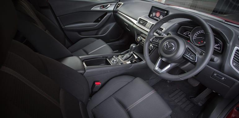 2016 Mazda 3 SP25 Hatch Auto-16