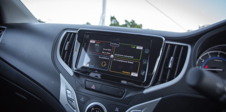2016 Suzuki Baleno GLX V Honda Jazz VTi-S Comparo-58
